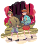 Mystery twins!!