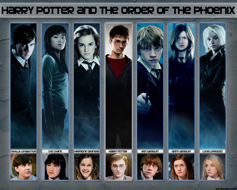 Harry Potter - Wallpaper by isa-pinheiro