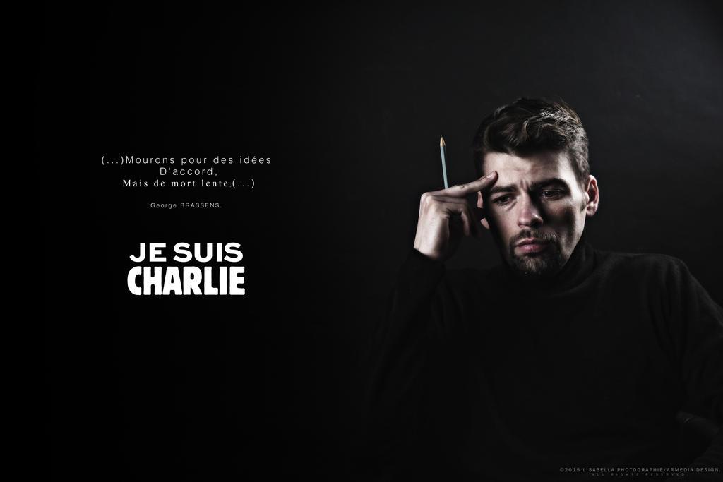 Je suis Charlie by altobello02