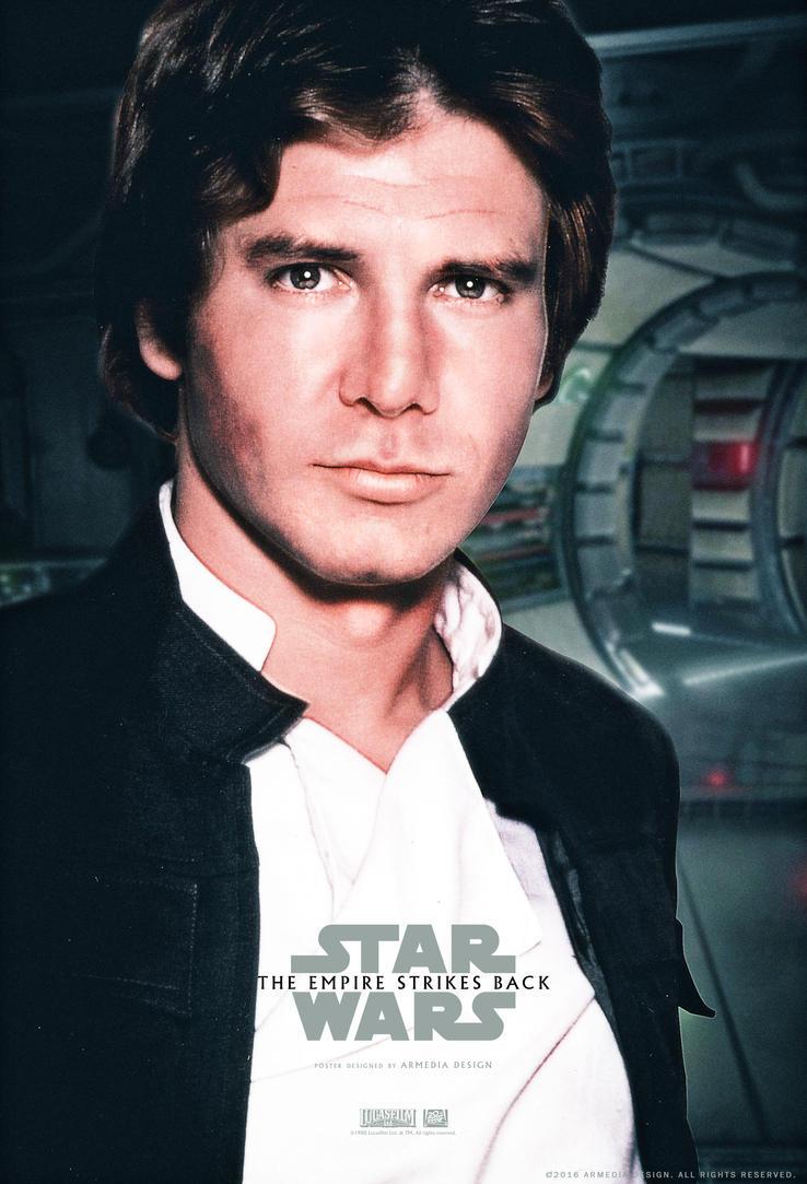 Star Wars - Episode V - Han Solo by altobello02