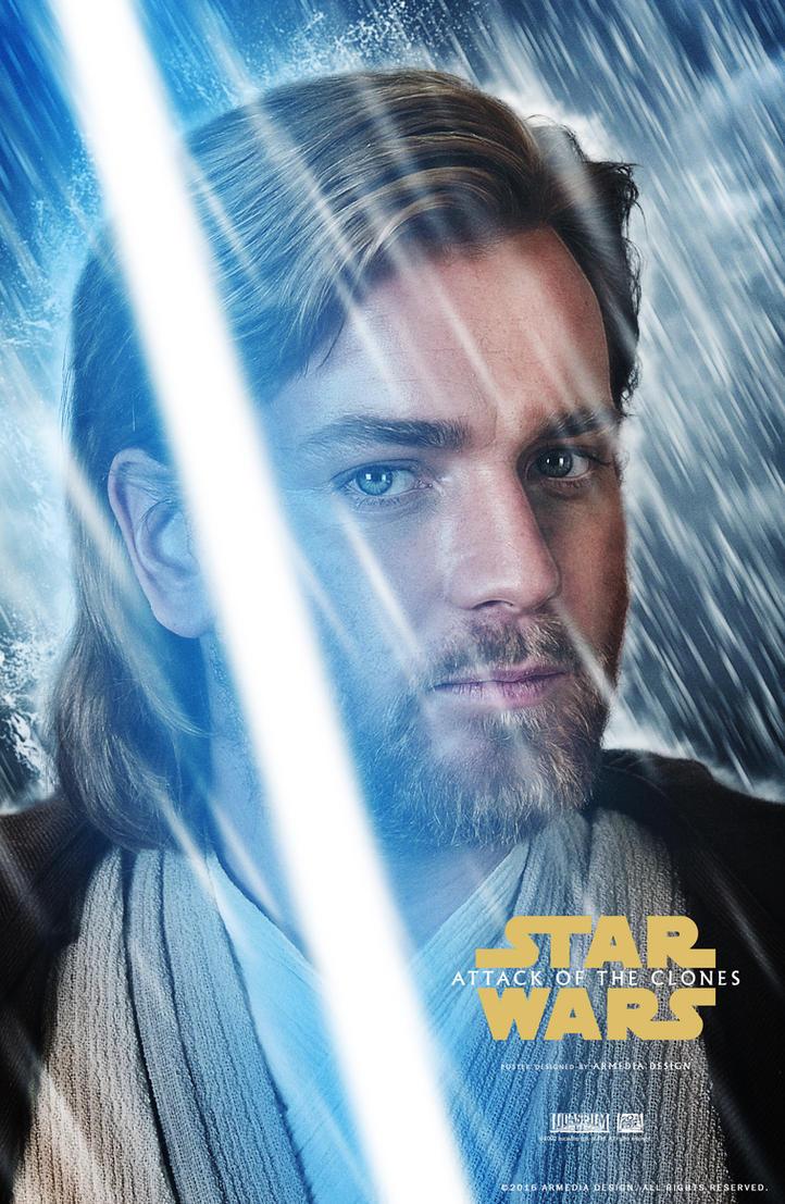 Star Wars - Episode II - Obi Wan Kenobi by altobello02