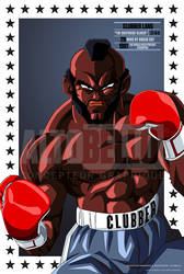 Rocky Project : Clubber Lang by altobello02