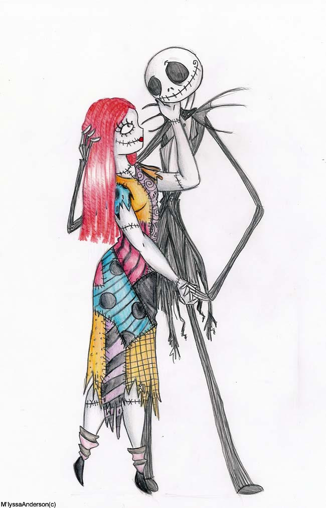 Jack and sally by fish gutz12 on deviantart for Sally t fishing