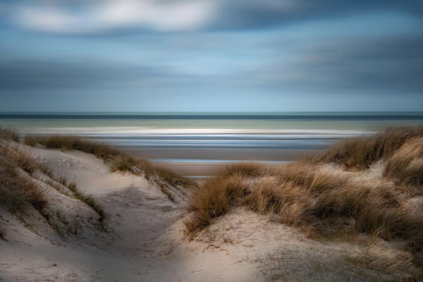 Dunes of Flanders - Dunkerque - France by Tetelle-passion