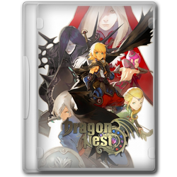 Dragon Nest Plastic Case Icon