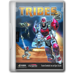 Tribes 2 Plastic Case Icon