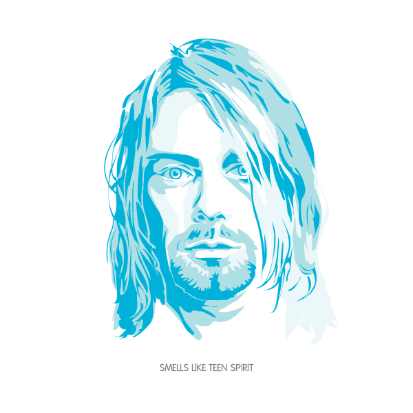 Pure Passion - Kurt Cobain