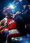 Self Promo Poster : Boxer