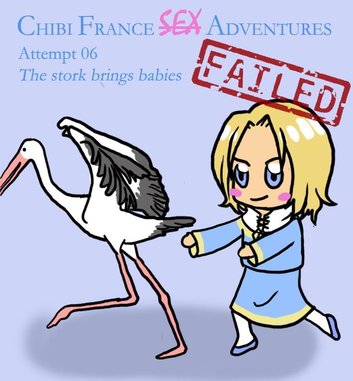 Chibi France S3X Adventures by C4L4M1T43R0ST4T0 on DeviantArt