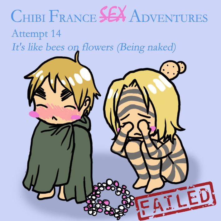 APH - Chibi France S3X Adventures 10 by C4L4M1T43R0ST4T0