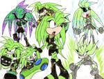 Ivy the Echidna BIO