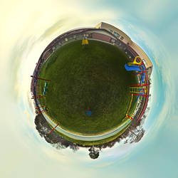 .the planet where i played.