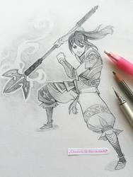 Samurai - 20.01.17