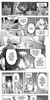 Act 2 - Vampire Comic p17-18 by JadeGL