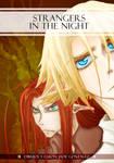 Cover act 3 - Vampire Comic