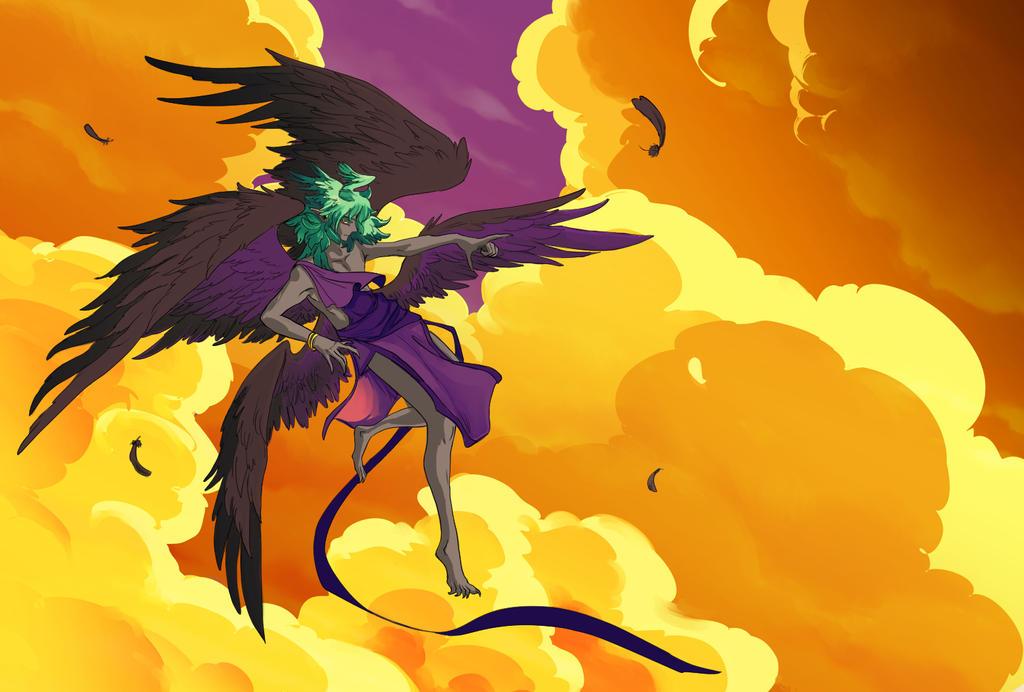 Wings by JadeGL