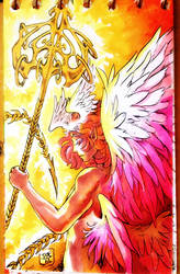 More wings by JadeGL