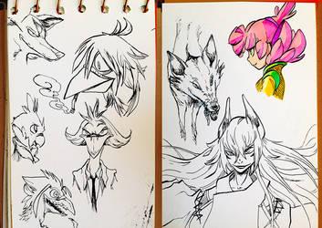 Sketch 1 by JadeGL