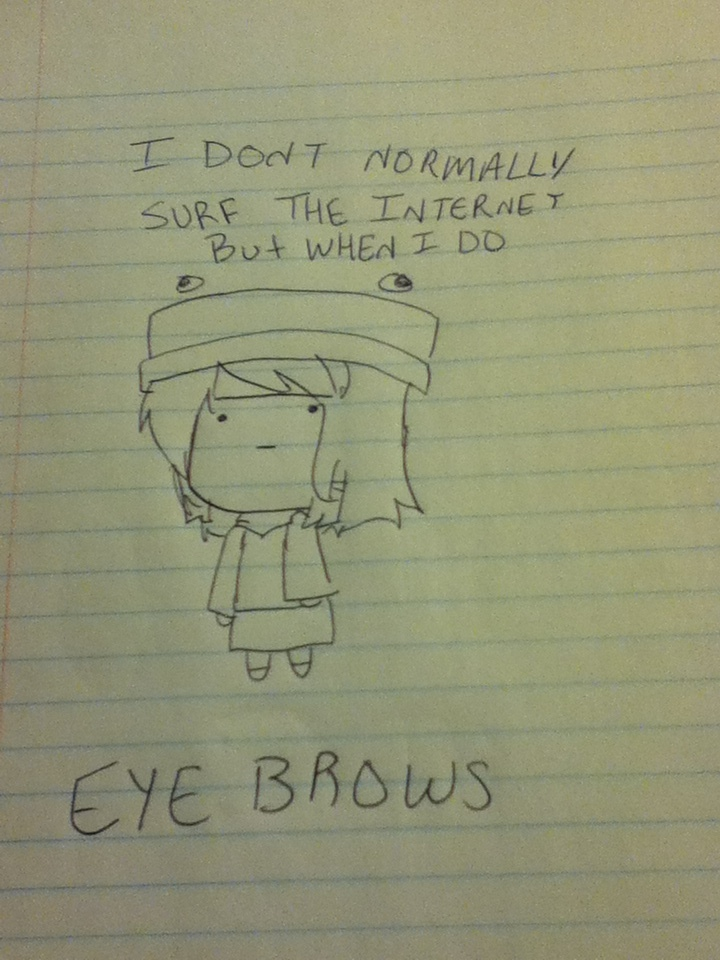 eye brows by ashaboonk
