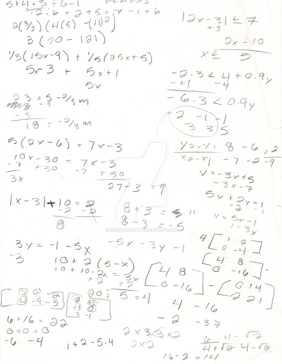 Not by math alone essay