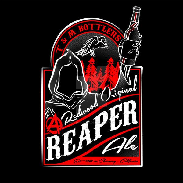 Reaper Ale by Ryleh-Mason