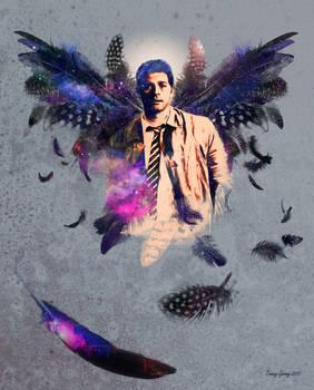 Castiel Angel Heart