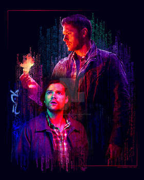 Ghost In The Machine Supernatural