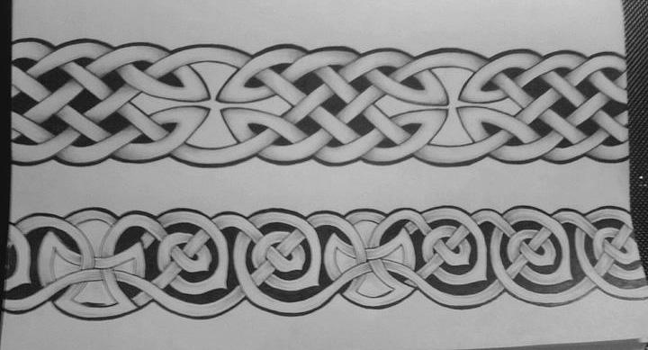 celtic band by saerra for lovers on deviantart. Black Bedroom Furniture Sets. Home Design Ideas