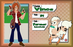 PS Trainer App: Vince
