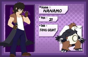 PS- Team Fang- Nanamo