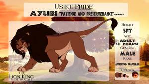 ::Mkali-Baadye:: Usiku Pride- Ayubi