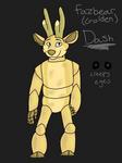 Golden Dash (Fredbear Dash)
