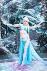 Slave Elsa- Maid of Might