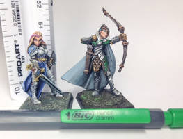 Scale for Minis