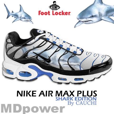 air max shark