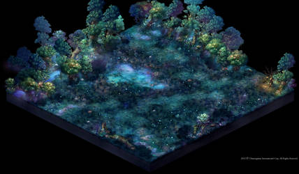 Witchcraft Forest by ChangYuanJou