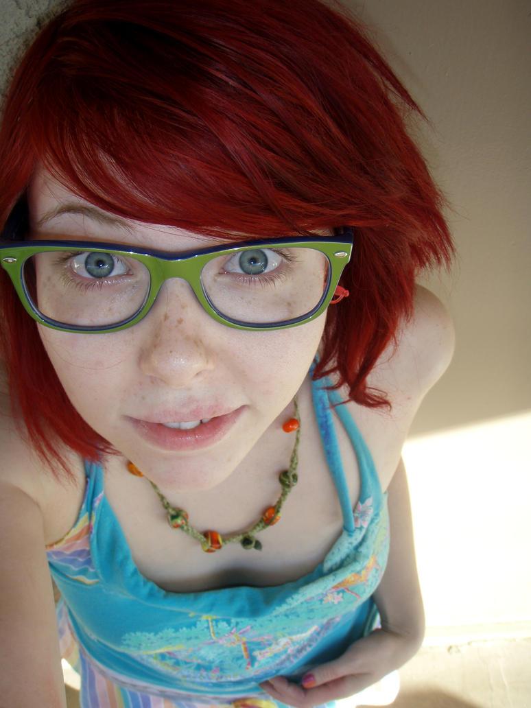 nerdy redheads