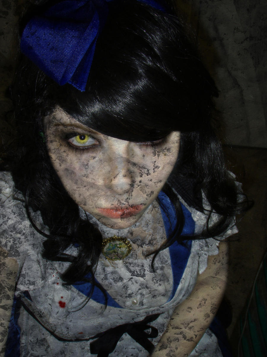 Alice Madness by MeganYourFace