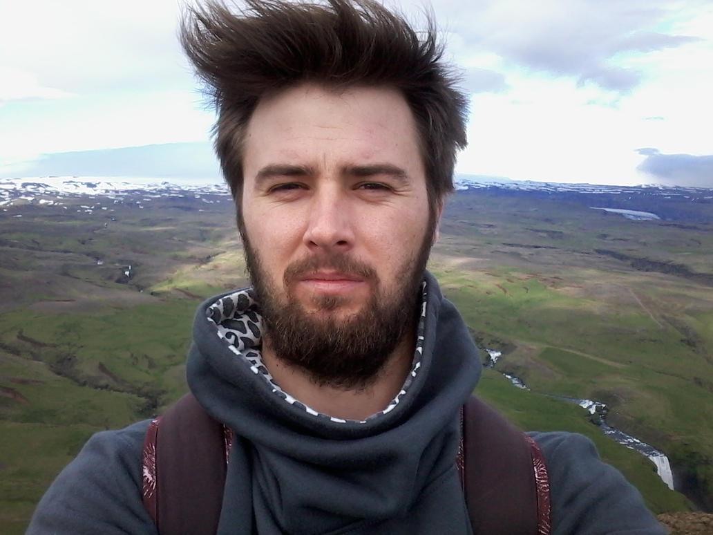Selfie on top by marriuuss