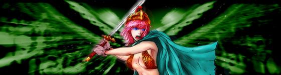 Swordman contest by marriuuss