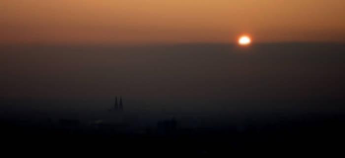 Regensburg at Sunset 2