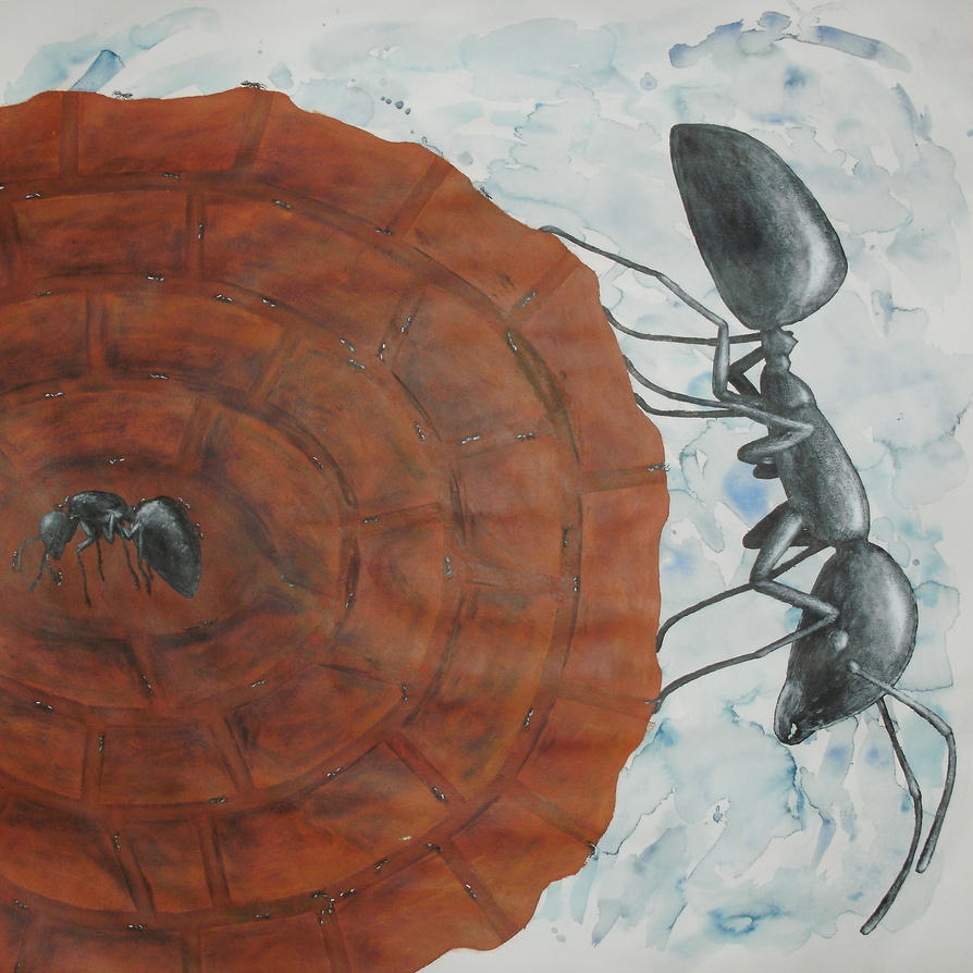 Realm of Coexistent Ants ... by Shadowslan