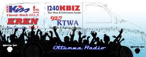 Ottumwa Radio Van Wrap