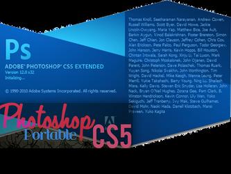 +Photoshop CS5 Portable. by DulceValdes