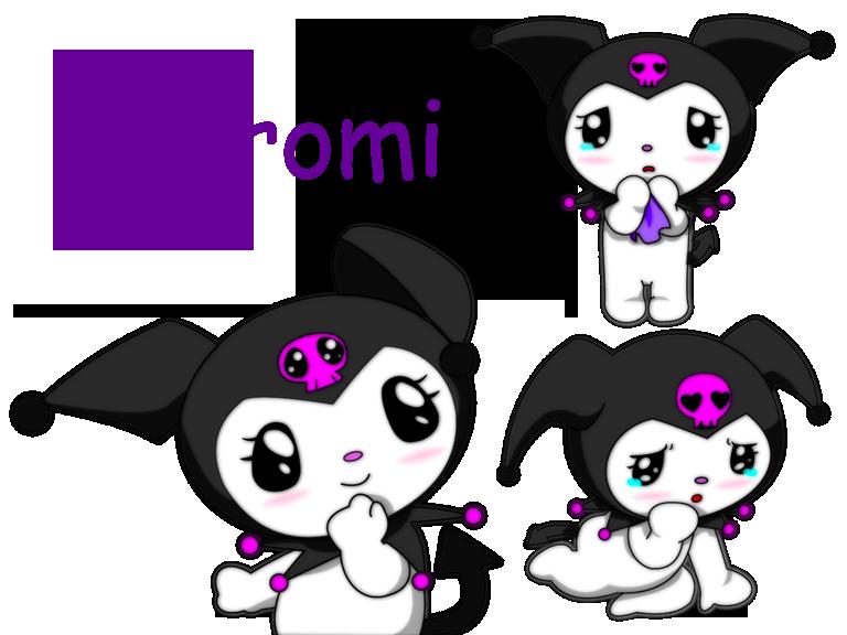 Kuromi human