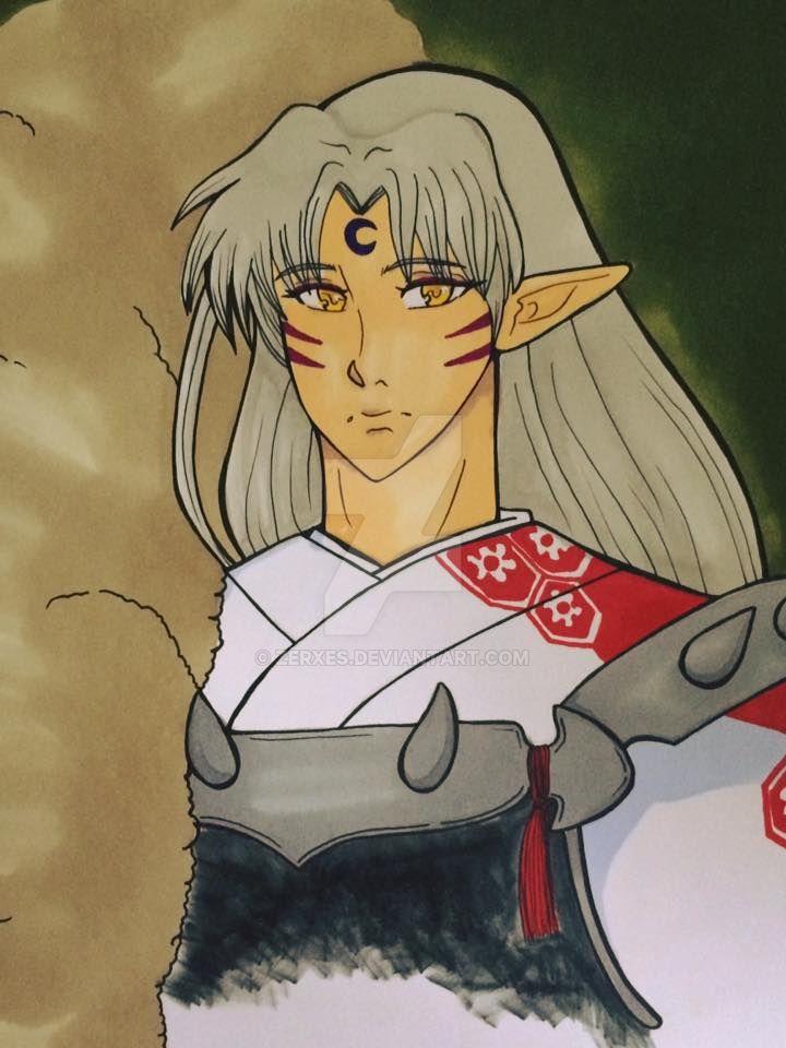 Sesshoumaru by Zerxes