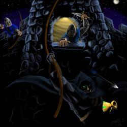 Thief - Escape into the shadows by Emperorsteele