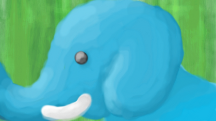 Elephant by Readsway2much