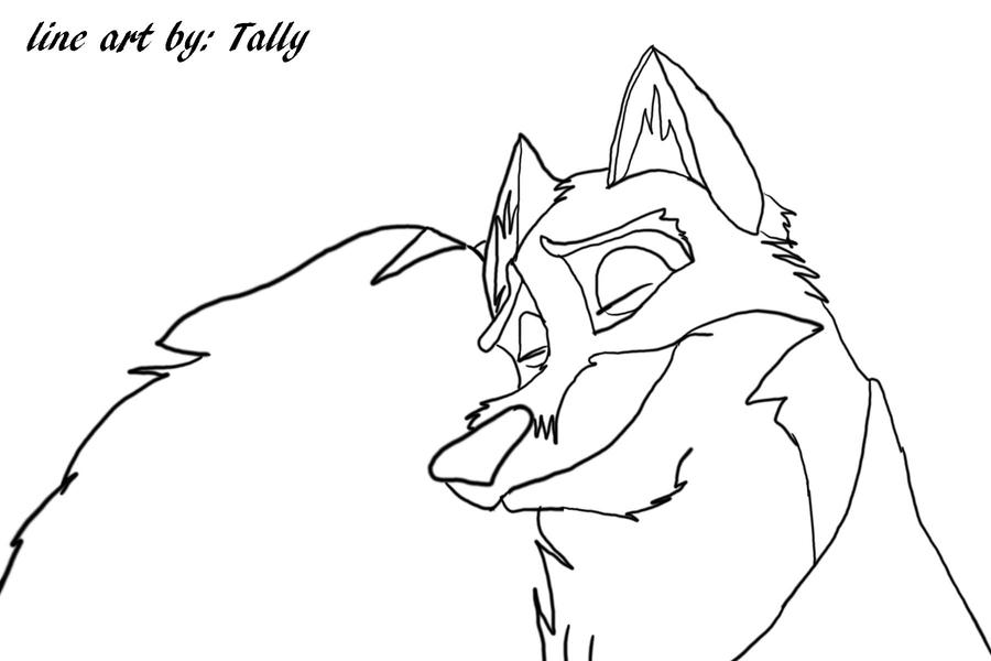 Images of Balto Movie Coloring Pages - #SpaceHero