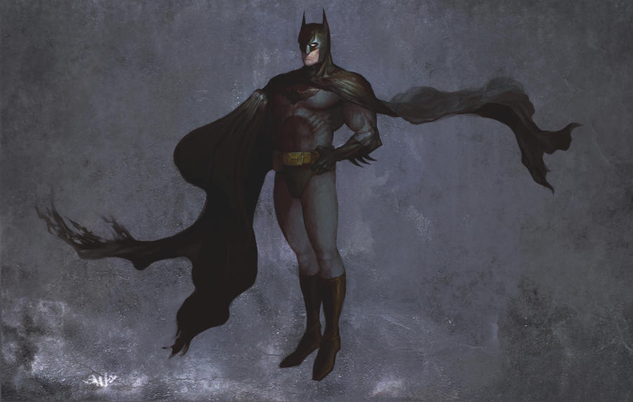 Batman by ~wldbsalsgml